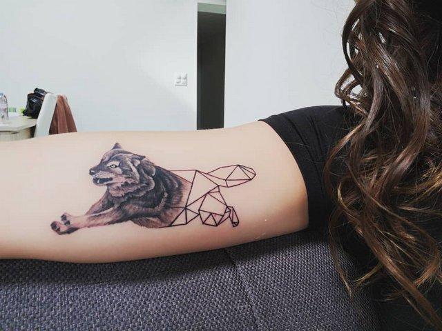 Что означает тату волк? Значение татуировки волк для мужчин и женщин: фото