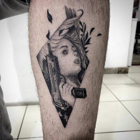 Значение татуировки ангел, значение тату ангел для парней, значение тату ангел для девушек, значение тату ангел на зоне