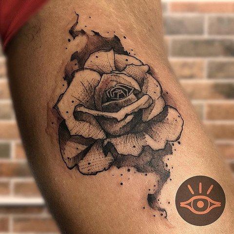 Значение тату роза у мужчин, тату роза значение для девушек, тату роза значение на зоне