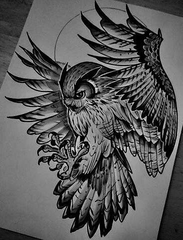 Воинственная птица