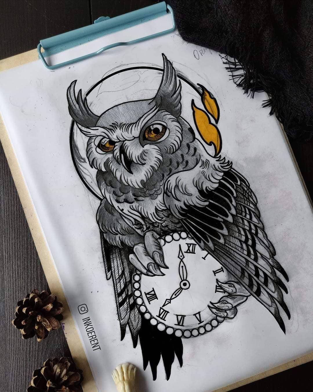 Птица Повелитель Времени