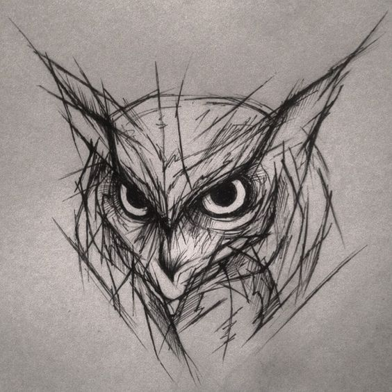 Голова Злой Совы