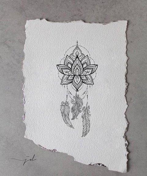 Цветок Ловец Снов