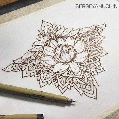 Священный Цветок Лотоса