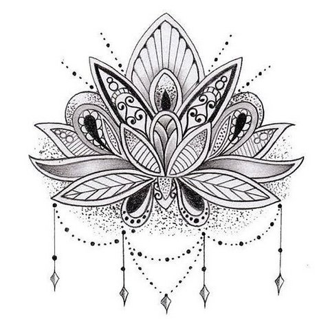 Кружева и Цветок