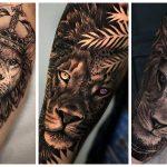 [50 Фото] Тату Лев для Мужчин – Символ Мужества и Уверенности