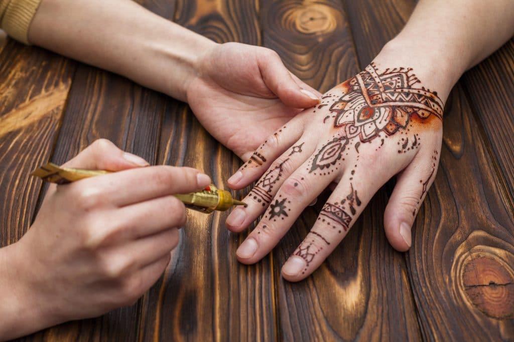 Временные Татуировки и Ислам